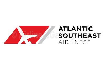 1. Atlantic Southeast Airlines (ASA) logo