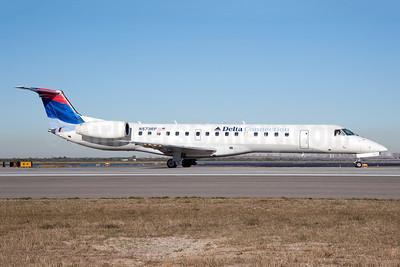 Delta Connection-Chautauqua Airlines Embraer ERJ 145LR (EMB-145LR) N573RP (msn 145837) JFK (Fred Freketic). Image: 950007.