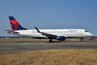 Delta Connection-Compass Airlines Embraer ERJ 170-200LR (ERJ 175) N632CZ (msn 17000244) SEA (Bruce Drum). Image: 104721.