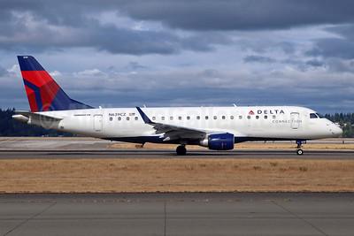 Delta Connection-Compass Airlines Embraer ERJ 170-200LR (ERJ 175) N639CZ (msn 17000262) SEA (Michael B. Ing). Image: 942066.