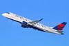 Delta Connection-Compass Airlines Embraer ERJ 170-200LR (ERJ 175) N604CZ (msn 17000181) LAX (Michael B. Ing). Image: 926243.