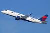Delta Connection-Compass Airlines Embraer ERJ 170-200LR (ERJ 175) N615CZ (msn 17000207) LAX (Michael B. Ing). Image: 926246.