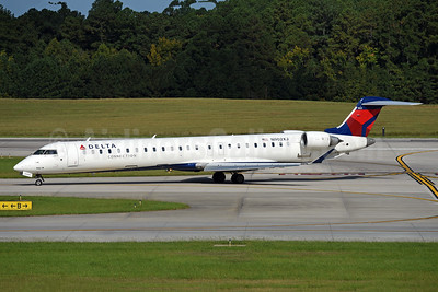 Delta Connection-Endeavor Air Bombardier CRJ900 (CL-600-2D24) N902XJ (msn 15131) RDU (Ton Jochems). Image: 943080.