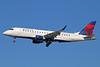 Delta Connection-Shuttle America Embraer ERJ 170-200LR (ERJ 175) N625CZ (msn 17000225) LAX (Michael B. Ing). Image: 920326.