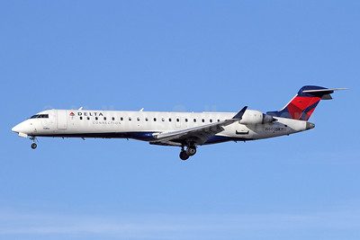 Delta Connection-SkyWest Airlines Bombardier CRJ700 (CL-600-2C10) N603SK (msn 10248) LAX (Michael B. Ing). Image: 908983.