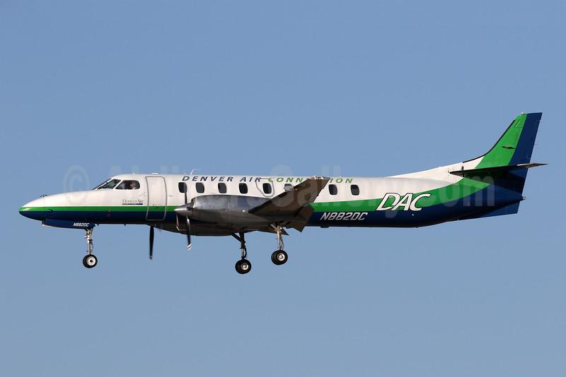 Denver Air Connection (Key Lime Air) Fairchild SA227DC Metro 23 N882DC (msn DC-882B) LGB (James Helbock). Image: 932609.