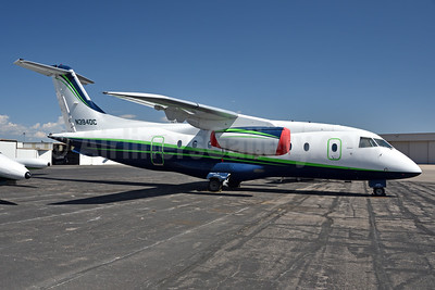 Denver Air Connection - DAC (Key Lime Air) Dornier 328-300 (328JET) N394DC (msn 3174) ARA (Fred Freketic). Image: 939304.