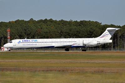 DirectAir-Dynamic Airways McDonnell Douglas MD-88 N880DA (msn 49760) MYR (Jan Petzold). Image: 905720.