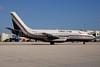 Direct Air-Sky King Boeing 737-291 N977UA (msn 21508) (Sky King colors) MIA (Bruce Drum). Image: 100333.
