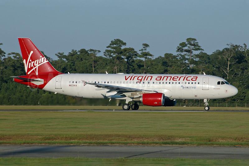 Direct Air-Virgin America Airbus A320-214 N631VA (msn 3135) MYR (Jan Petzold). Image: 901457.
