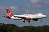 Direct Air-Virgin America Airbus A320-214 N631VA (msn 3135) SFB (Brian McDonough). Image: 901861.