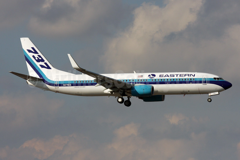 The new Eastern arrives in Miami on December 19, 2014