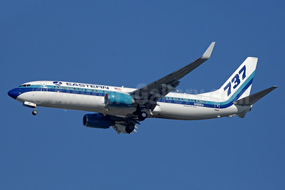 Eastern Air Lines (2nd) Boeing 737-85P WL N280EA (msn 33982) JFK (TMK Photography). Image: 935221.
