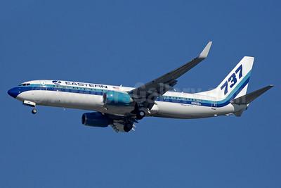 Eastern Air Lines (2nd) Boeing 737-85P WL N280EA (msn 33982) JFK (TMK Photography). Image: 935221.