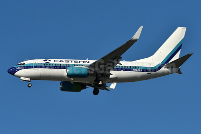 Eastern Air Lines (2nd) Boeing 737-7L9 WL N278EA (msn 28006) JFK (Fred Freketic). Image: 950355.
