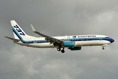 Eastern Air Lines (2nd) Boeing 737-85P WL N280EA (msn 33982) MIA (Ken Petersen). Image: 936545.
