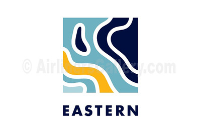 1. Eastern Airlines (3rd) logo
