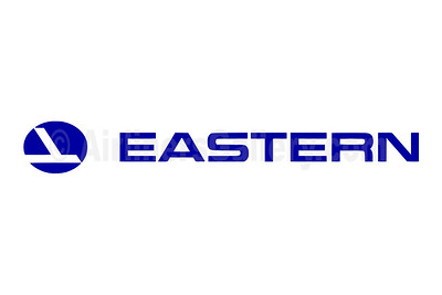 1. Eastern Airlines (1st) logo