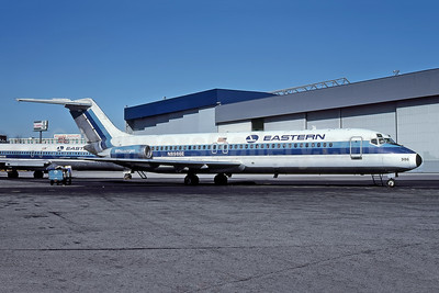 Eastern Airlines McDonnell Douglas DC-9-31 N8986E (msn 47402) ATL (Rob Rindt Collection). Image: 949541.