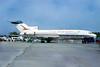 Boeing 727 delivery livery, delivered December 12, 1963