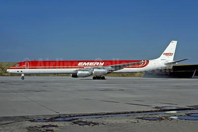 Emery Worldwide McDonnell Douglas DC-8-73 (F) N792FT (msn 46046) ATL (Norbert G. Raith). Image: 949368.