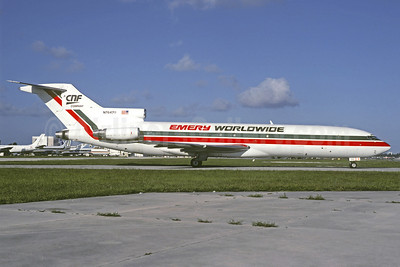 Airline Color Scheme - Introduced 1996 (CNF)