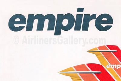1. Empire Airlines (2nd) (New York) logo