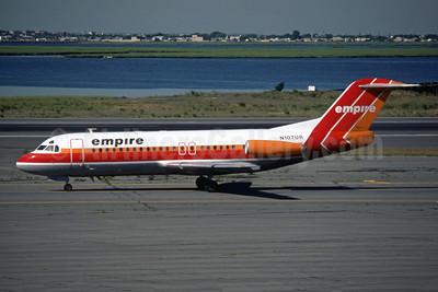 Empire Airlines (2nd) Fokker F.28 Mk. 4000 N107UR (msn 11159) JFK (Fred Freketic). Image: 945371.