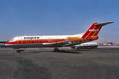 Empire Airlines (2nd) Fokker F.28 Mk. 4000 N109UR (msn 11181) LGA (Fred Freketic). Image: 953636.