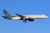 Eos Airlines Boeing 757-2Q8 N403JS (msn 27351) STN (Keith Burton). Image: 900353.