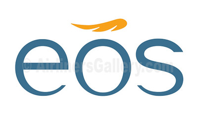 1. Eos Airlines logo