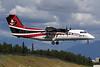 Era Alaska Bombardier DHC-8-102 N881EA (msn 233) ANC (Michael B. Ing). Image: 907015.