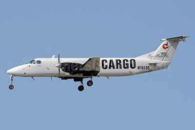 Era Alaska Cargo Beech (Raytheon) 1900C-1 N1553C (msn UC-24) ANC (TMK Photography). Image: 911695.