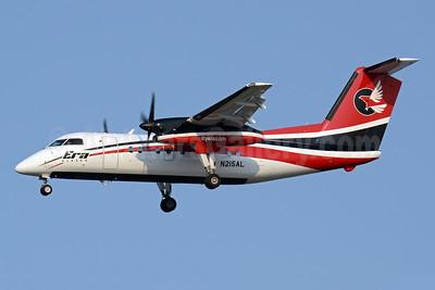 Era Alaska Bombardier DHC-8-103 N215AL (msn 215) ANC (TMK Photography). Image: 911693.