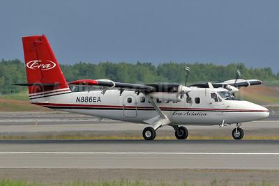 Era Aviation (Era Alaska) de Havilland Canada DHC-6-300 Twin Otter N886EA (msn 756) ANC (Keith Burton). Image: 901472.