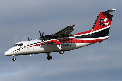 Era Alaska Bombardier DHC-8-103 N882EA (msn 098) ANC (Brian McDonough). Image: 911694.