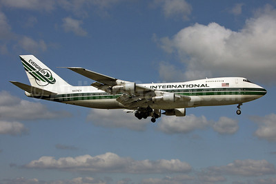 Evergreen International Airlines Boeing 747-273C N471EV (msn 20651) MHZ (Keith Burton). Image: 900068.