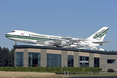 Evergreen International Airlines Boeing 747-132 (SF) N481EV (msn 19896) (Evergreen Wings and Waves Waterpark) MMV (TMK Photography). Image: 907111.