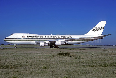 Evergreen International Airlines Boeing 747-131 (F) N472EV (msn 20320) ORY (Jacques Guillem). Image: 931300.