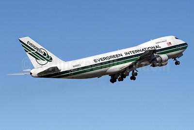 Evergreen International Airlines Boeing 747-212B (SF) N486EV (msn 20888) LGA (Christian Volpati Collection). Image: 905271.