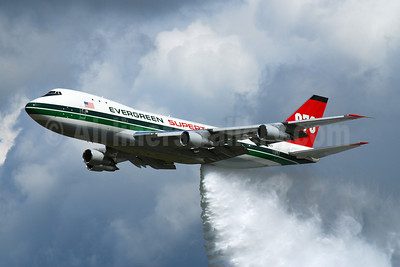 """Evergreen 747 Supertanker"" - Best Seller"