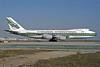Evergreen International Airlines Boeing 747-230B (SF) N487EV (msn 23286) LAX (Roy Lock). Image: 903316.