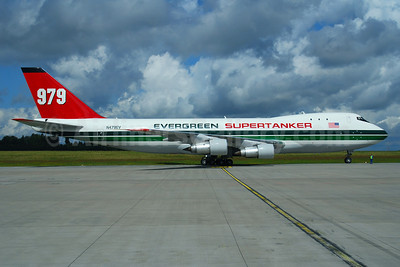 Evergreen International Airlines Boeing 747-132 (SF) N479EV (msn 19898) (979 Supertanker) HHN (Bernhard Ross). Image: 903314.