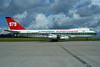 Evergreen International Airlines Boeing 747-132 (SF) N479EV (msn 19898) (979 Supertanker) HHN (Bernhard Ross). Image: 903314.