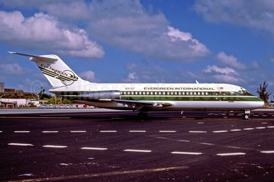 Evergreen International Airlines McDonnell Douglas DC-9-15F N916F (msn 47044) MIA (Bruce Drum). Image: 102494.