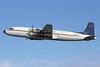 Everts Air Cargo Douglas C-118A-DO (DC-6A) N351CE (msn 44599) ANC (Michael B. Ing). Image: 920384.