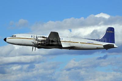 Everts Air Cargo Douglas DC-6A N9056R (msn 45498) ANC (Ken Petersen). Image: 928203.