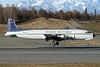 Everts Air Cargo Douglas DC-6A N9056R (msn 45498) ANC (Brian McDonough). Image: 905042.