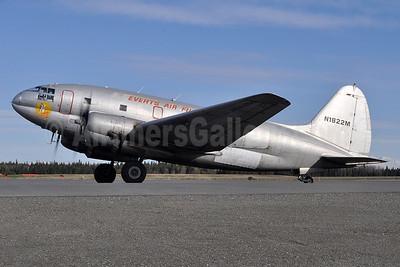 Everts Air Fuel Curtiss C-46F-1-CU Commando N1822M (msn 22521) ENA (Robbie Shaw). Image: 936126.