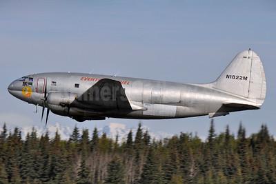 Everts Air Fuel Curtiss C-46F-1-CU Commando N1822M (msn 22521) ENA (Robbie Shaw). Image: 936127.
